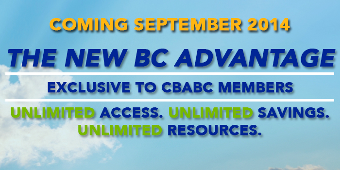 Announcing The New BC Advantage