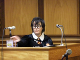 2011 Law Week - Victoria Mock Trial
